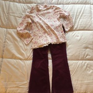 🌟Clearance🌟 Purple Corduroys OUTFIT